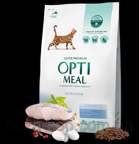 Корм для котів Optimeal
