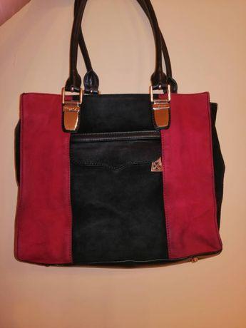 KAZAR Damska torebka czerwona