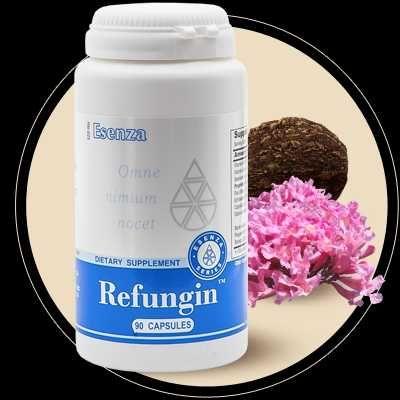 Refungin(90) Рефунгин противопаразитарное и противогрибковое средство