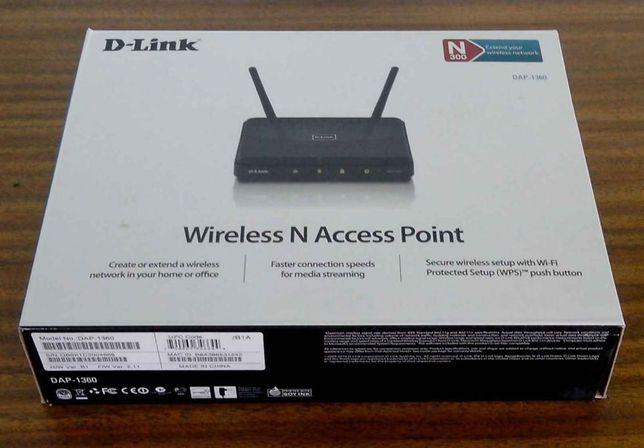 Точка доступа Wi-Fi D-Link DAP-1360 - 2 комплета