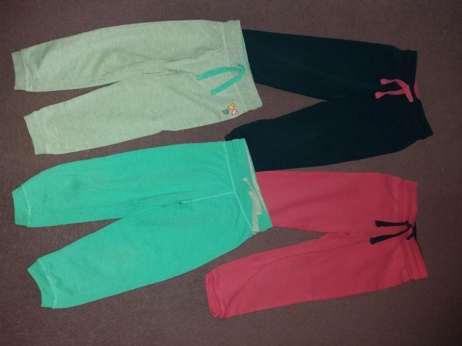 spodnie dresowe 98-104. 4 szt. Nowogard - image 1
