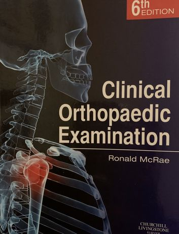 Clinical Orthopaedic Examination 6th Edition
