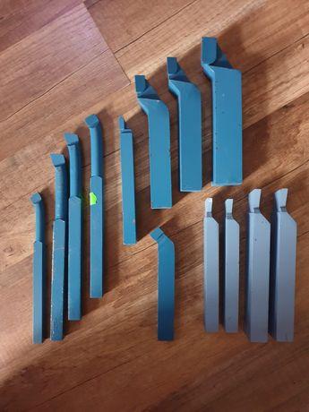 Noże tokarskie PAFAMA zestaw