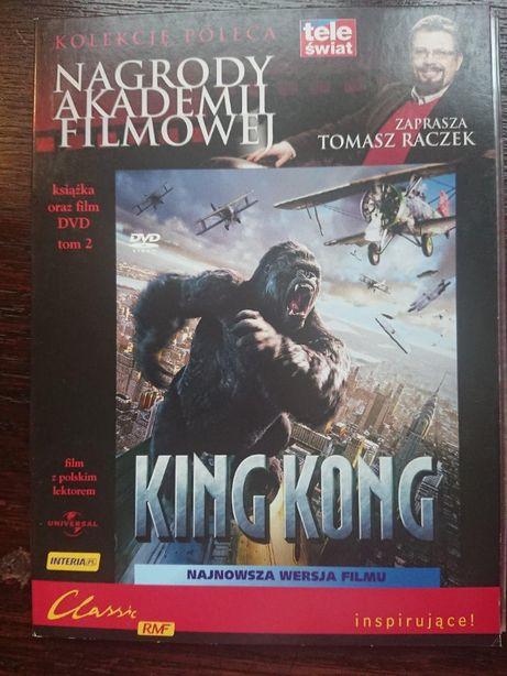 film KING KONG na dvd