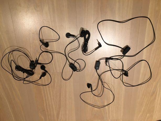 Zestaw słuchawkowy Nokia hs-47 hs-48 hs-105