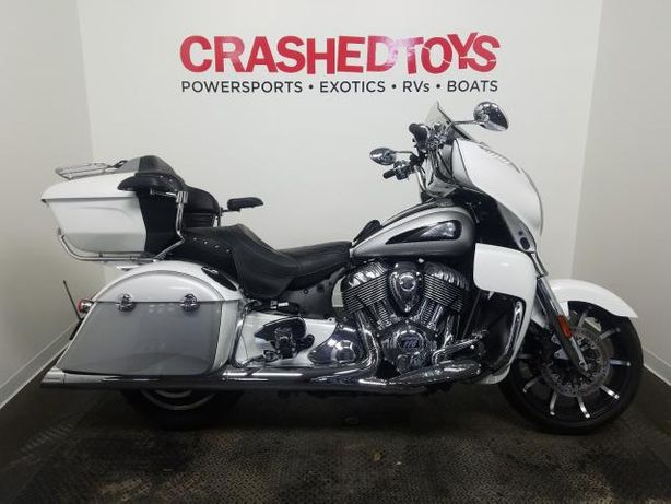 Indian Motorcycle Co. Roadmaster 2018