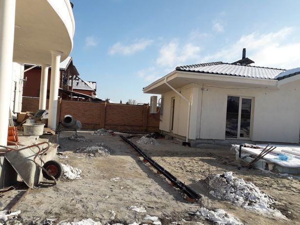 Строительные, бетонные работы