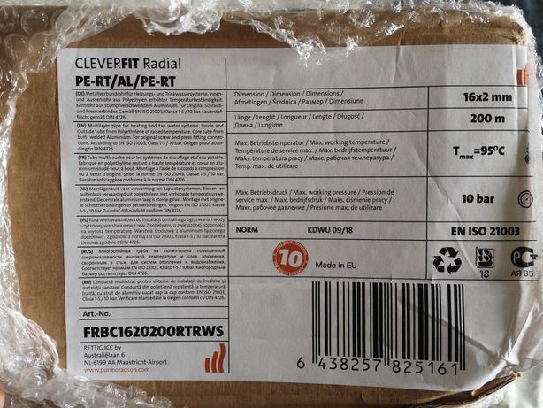 Pex purmo 16mm 200 mb