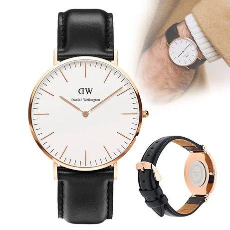 Стильные наручные часы Daniel Wellington / Мужские часы! ТОП ПРОДАЖ!