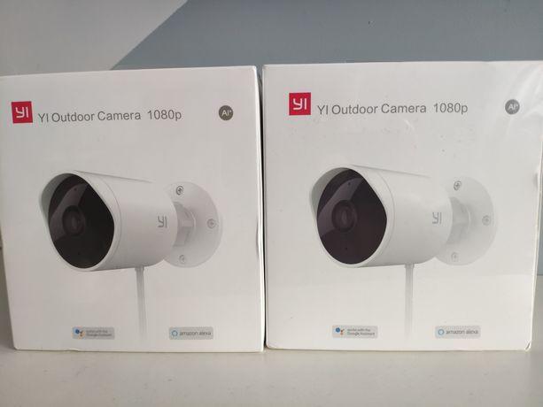 Kamera zewnętrzna IP Xiaomi yi outdoor 1080 camera 1080p