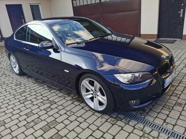 Śliczna BMW 3 e92 330D 340km