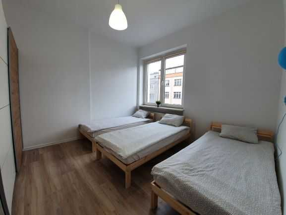 25zł/osobę Całe mieszkanie lub pokoje dla pracowników w centrum Gdyni