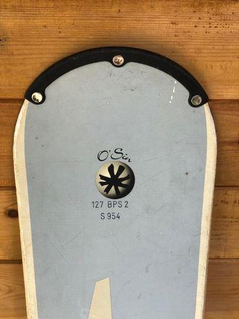 Deska snowboardowa O'Sin 127cm