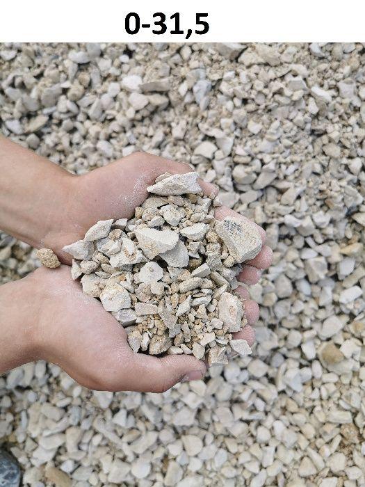 Fałków - Kamień Kruszywo pod kostkę Kliniec Ziemia Wapno