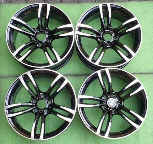 2523 - Jantes 19 5x120 para BMW, Amarok, Touareg 2.5Tdi, etc.