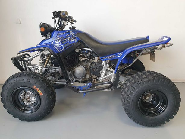 Yamaha YFM Warrior 350 X