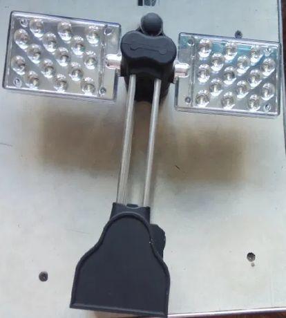 Лед фонарик для кемпинга