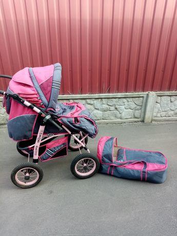Продам коляску зима-літо