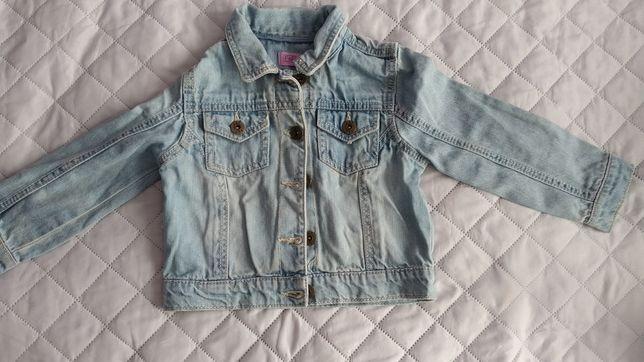 Katana kurtka dżinsowa jeansowa marki F&F