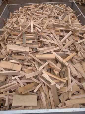 Suchy opał bukowy, podpałka, oflisy, zrzyny, okorki, drewno, opałowe.