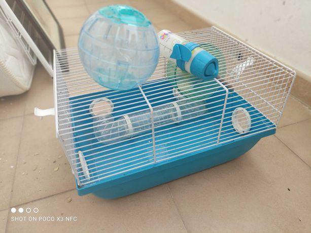 Jaula - Gaiola, para coelhos/hamster ou outro animal