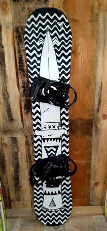 Deska snowboardowa BigOSnowboards KNIFE 147  cm