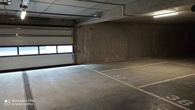 Miejsce postojowe w garażu podziemnym Kajdasza
