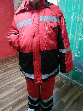 Зимний костюм,спецодежда