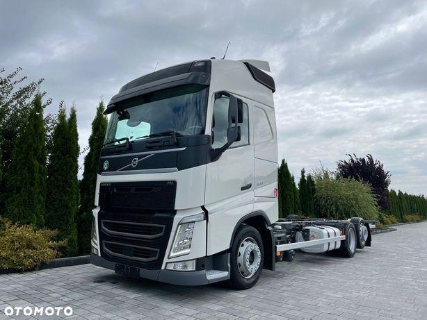 Volvo FH / 460 / BDF / MEGA / ROZSTAW OSI 4.9 M / 171 TYS.KM. /  LED / Podwozie Do Zabudowy / WSZYSTKIE KONTENERY /