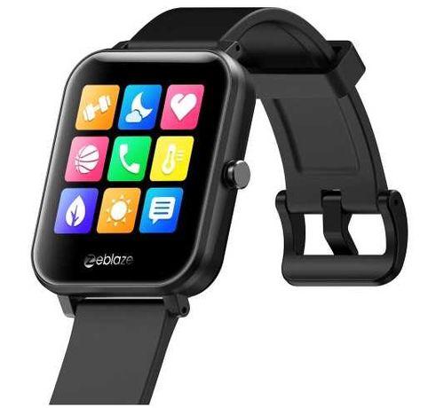 Telefone e relógio de pulso Zeblaze - monitor desportivo e de saúde