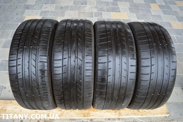 245\40\R20 Kumho Ecsta Le Sport шини колеса літні