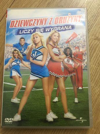 Płyta DVD film dziewczyny z drużyny