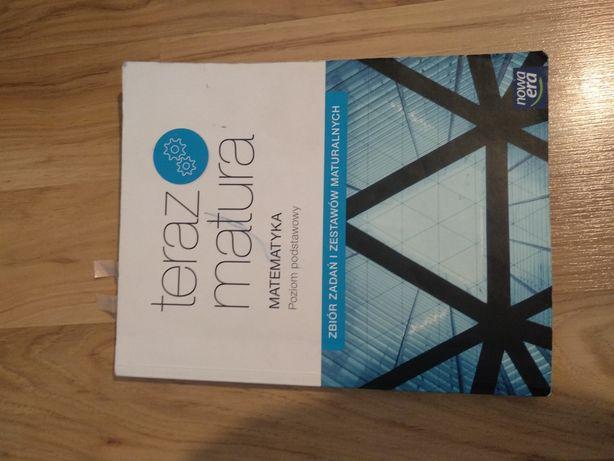 """Podręcznik """"Teraz matura"""" matematyka"""