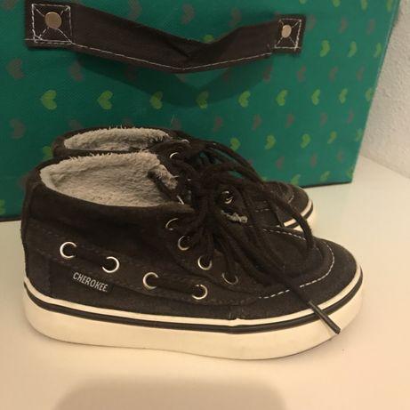 Cherokee ботинки макасины кеды