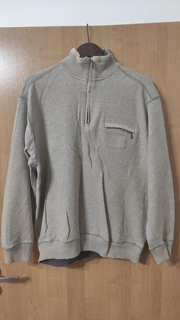 Szary sweter meski XL