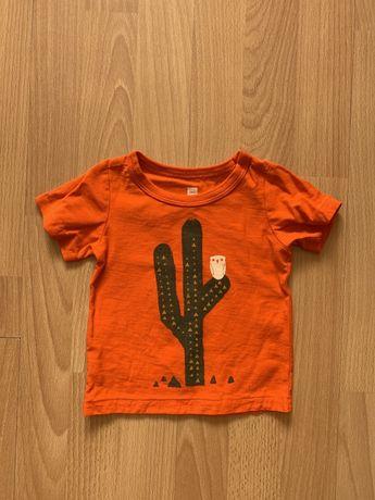 Детские футболки, размеры на год-два