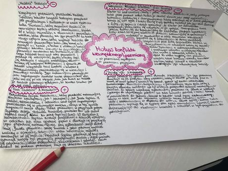 Notatki maturalne język polski matura