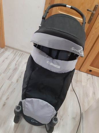 Wózek spacerowy baby active qsport