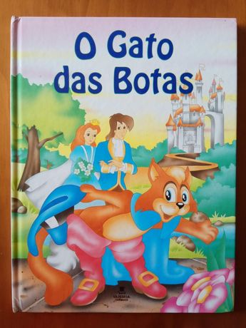 Livro - O Gato das Botas