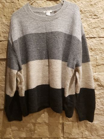 Sweter H&M L (44/46) Nowy