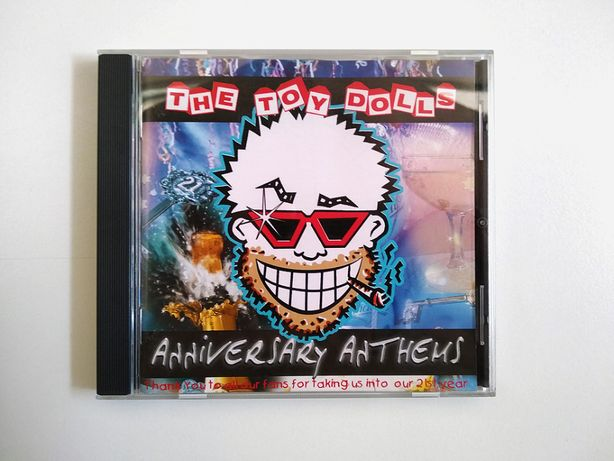 The Toy Dolls - Anniversay Anthems (CD)