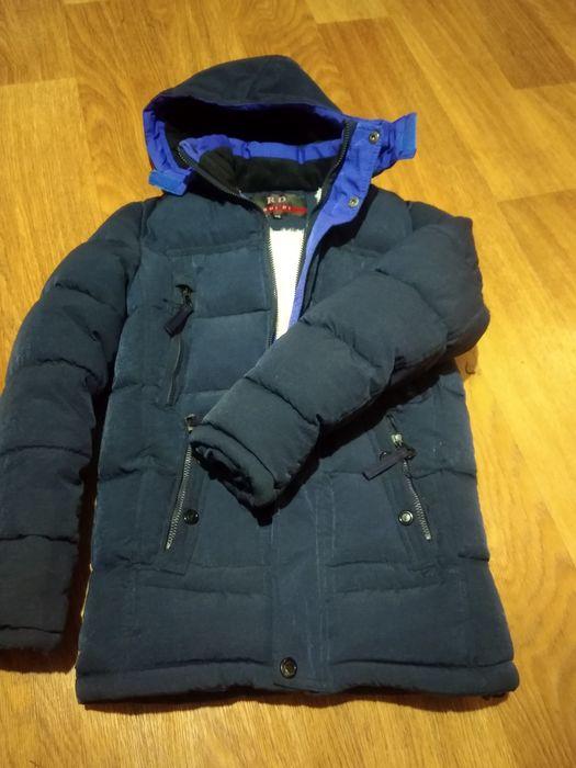 Куртка зимняя,8-10 лет,в хорошем состоянии. Брюки котон джинс Харьков - изображение 1