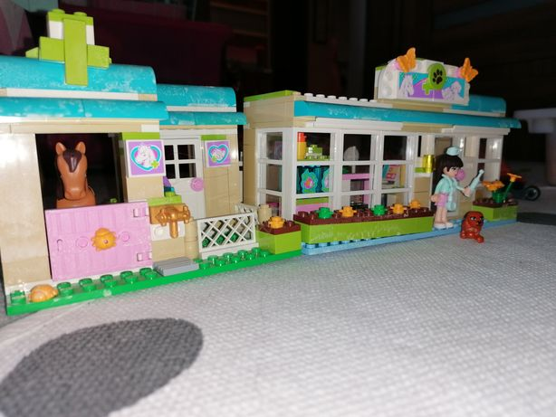 3188 lecznica weterynarz klinika lego friends