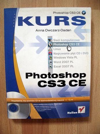 Kurs Photoshopa CS3 - książka