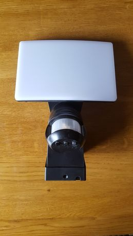 Lampa Led zewnętrzną B.K Licht bardzo jasna .