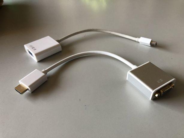 Adaptadores Mac VGA HDMI