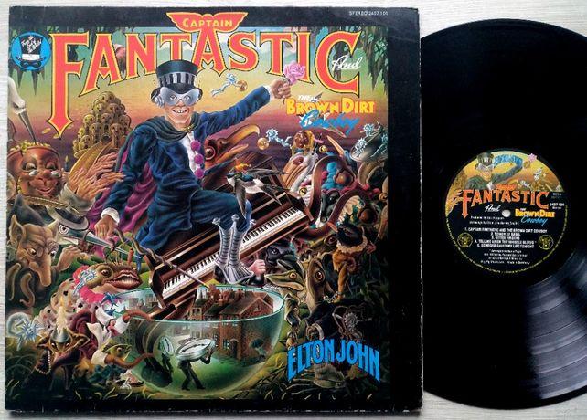 Elton John - Captain Fantastic And The Brown Dirt Cowboy (комплект)