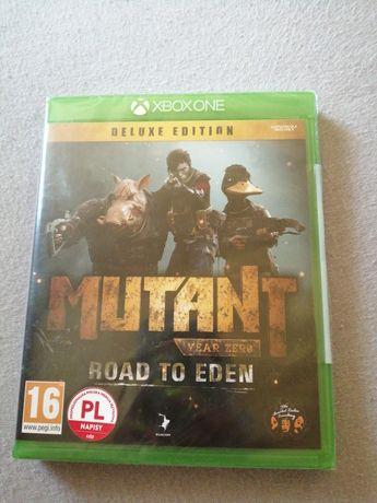 Gra mutant na Xbox One nowa
