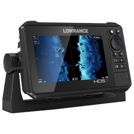 Эхолот Картплотер Lowrance HDS-7 Live AI 3 in 1 + Navionics Platinum