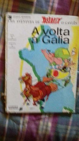 Livro de banda desenhada Astérix